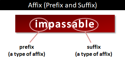 Affix | What Are Affixes?