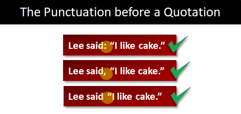 Using Quotation Marks (Grammar and Punctuation)