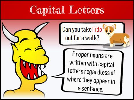 Proper Nouns | What are Proper Nouns?